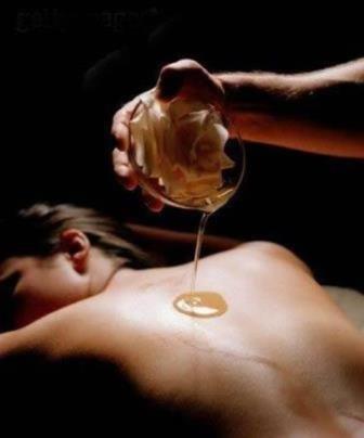 Massage Relaxant aux Huiles essentielles